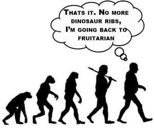 fruitarian v paleo
