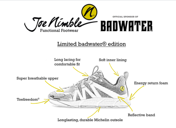 Badwater and Joe Nimble